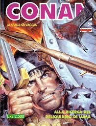 Conan la spada selvaggia n. 59
