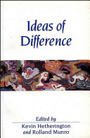 Ideas of Difference