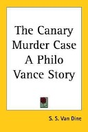 The Canary Murder Ca...