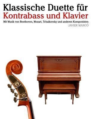 Klassische Duette Für Kontrabass Und Klavier