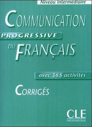 Communication progressive du français: Niveau intermediaire