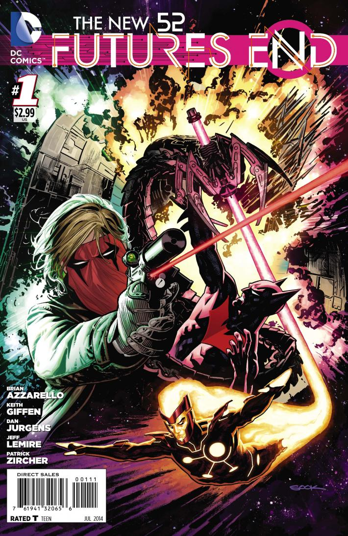 The New 52: Futures End Vol.1 #1