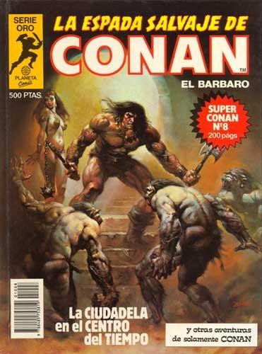 Super Conan #8