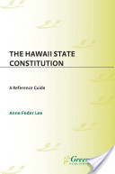 The Hawaii State Constitution