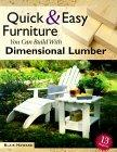 Quick & Easy Furniture You Can Build With Dimensional Lumber