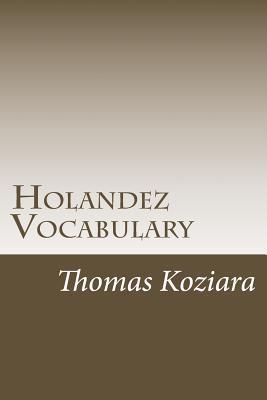 Holandez Vocabulary