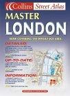 London Master Street Atlas