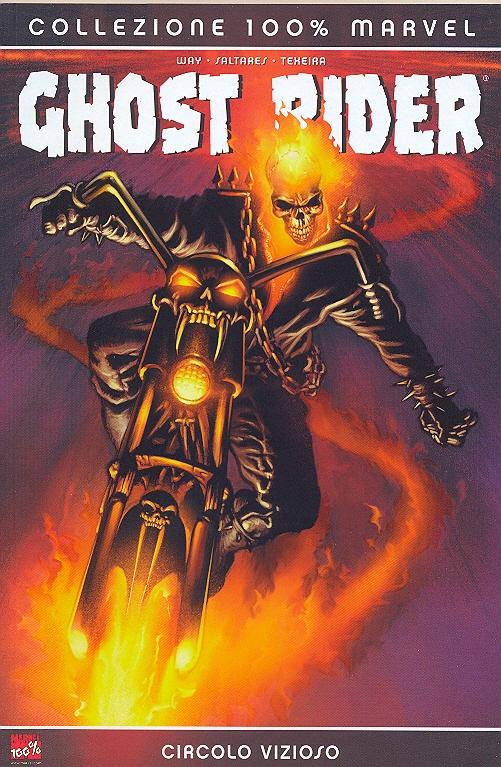 Ghost Rider: Circolo...