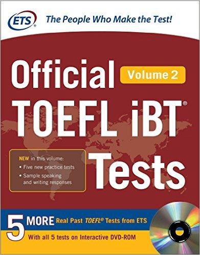 Official TOEFL iBT® Tests, Vol. 2