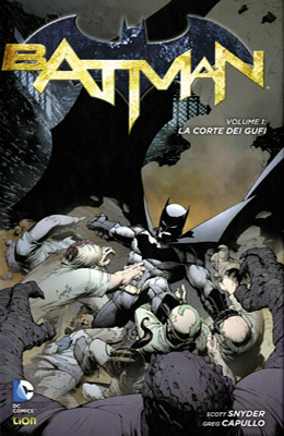 Batman Vol. 1: La Co...