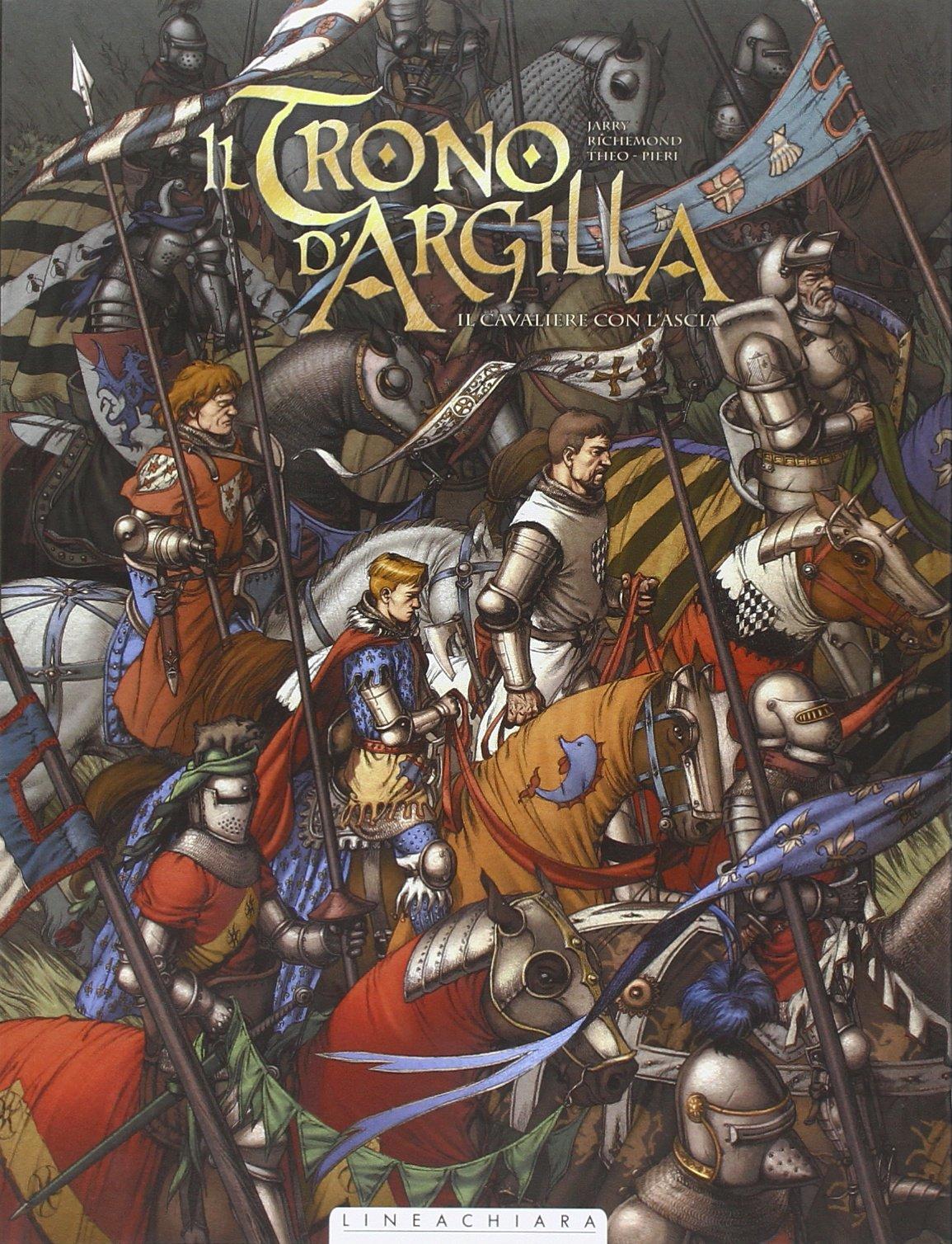 Il Trono d'Argilla - Vol. 1 Ristampa