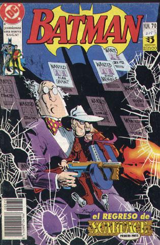 Batman Vol.II, #70