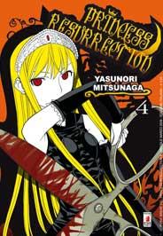 Princess Resurrection vol. 4