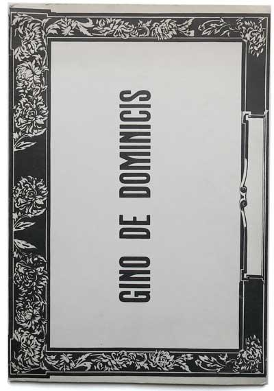 Gino De Dominicis