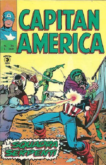 Capitan America n. 75