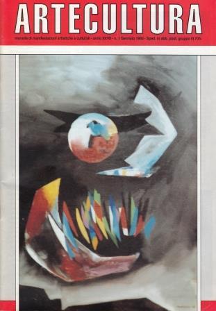 Artecultura anno XXVII - n. 1, gennaio 1993