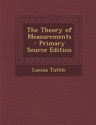 Theory of Measurements