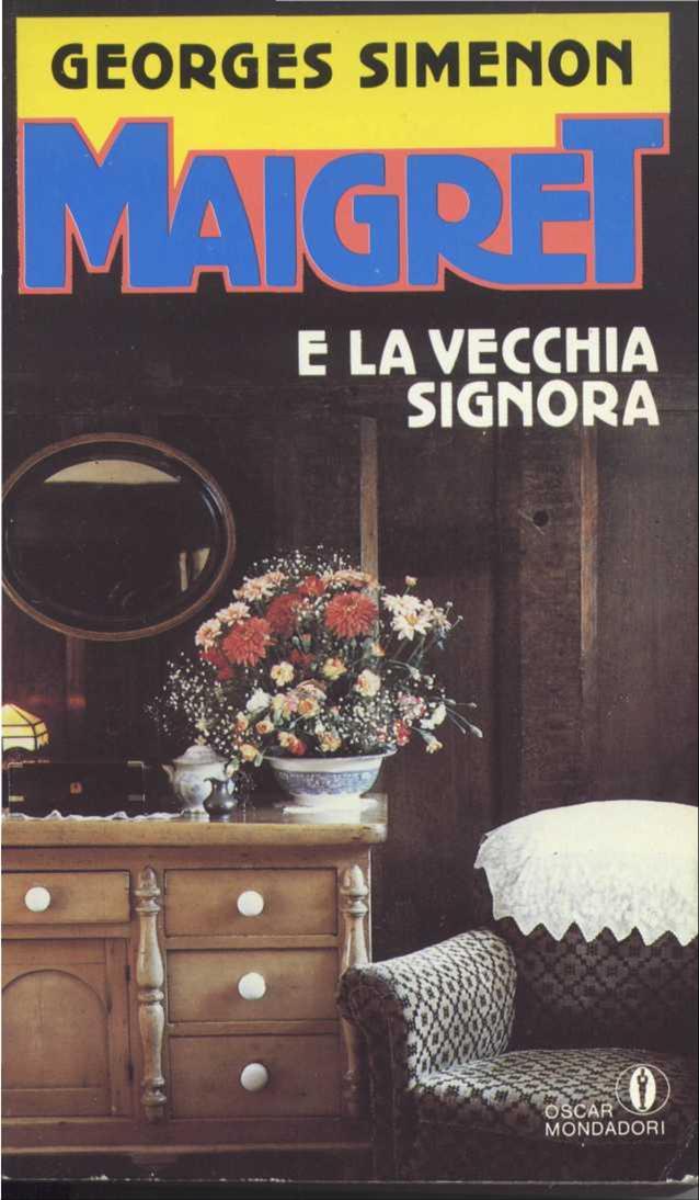 Maigret e la vecchia signora