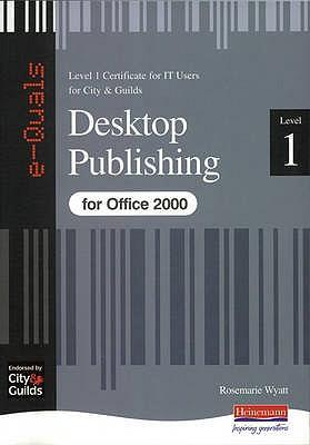 e-Quals Level 1 Desktop Publishing for Office 2000
