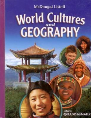 World Cultures & Geography, Grades 6-8