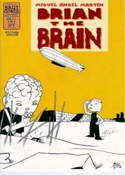 Brian the brain #7 (de 8)