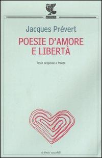 Poesie d'amore e lib...