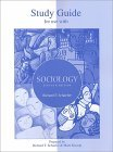 Student Study Guide for use with Sociology