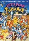 Let's Find Pokemon! Postcard Book