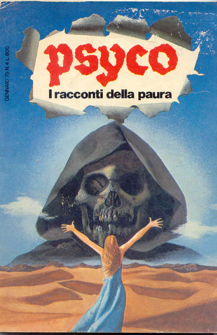 Psyco. I Racconti Della Paura 4