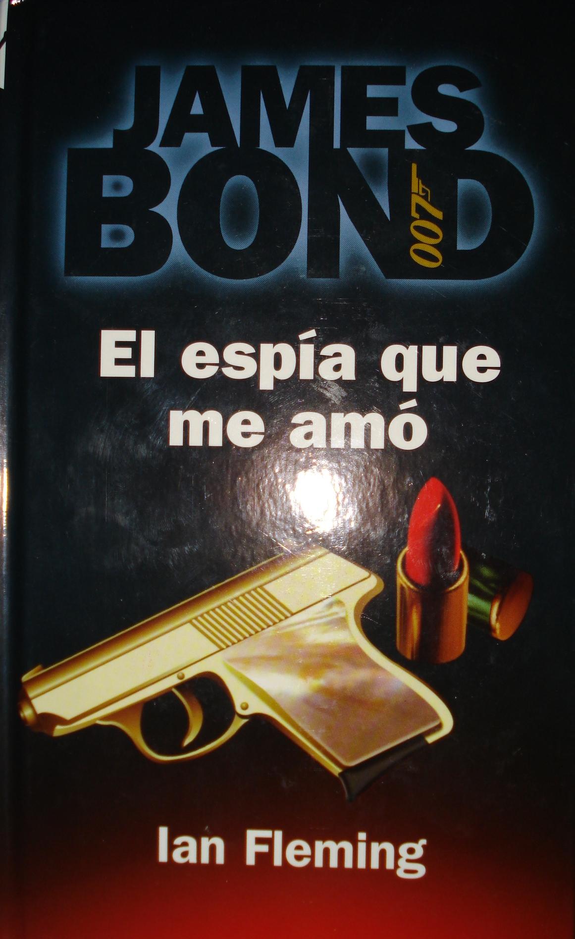 El espía que me amó