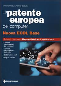 La patente europea del computer. Nuova ECDL base