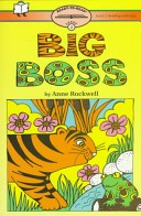Big Boss: Ready-To-Read Level 2 (With Help)