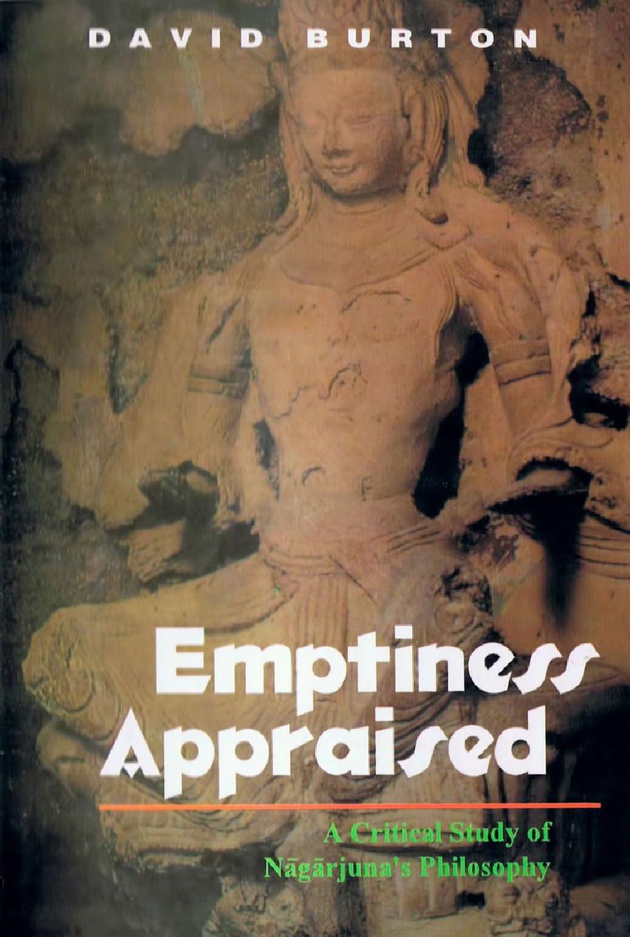 Emptiness Appraised