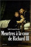 Meurtres à la cour de Richard III