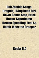 Rob Zombie Songs