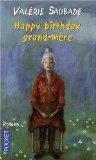 Happy birthday grand-mère