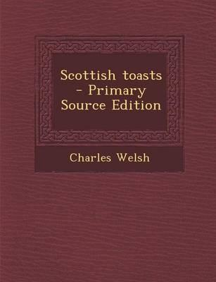 Scottish Toasts