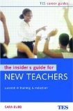 The Insider's Guide for New Teachers