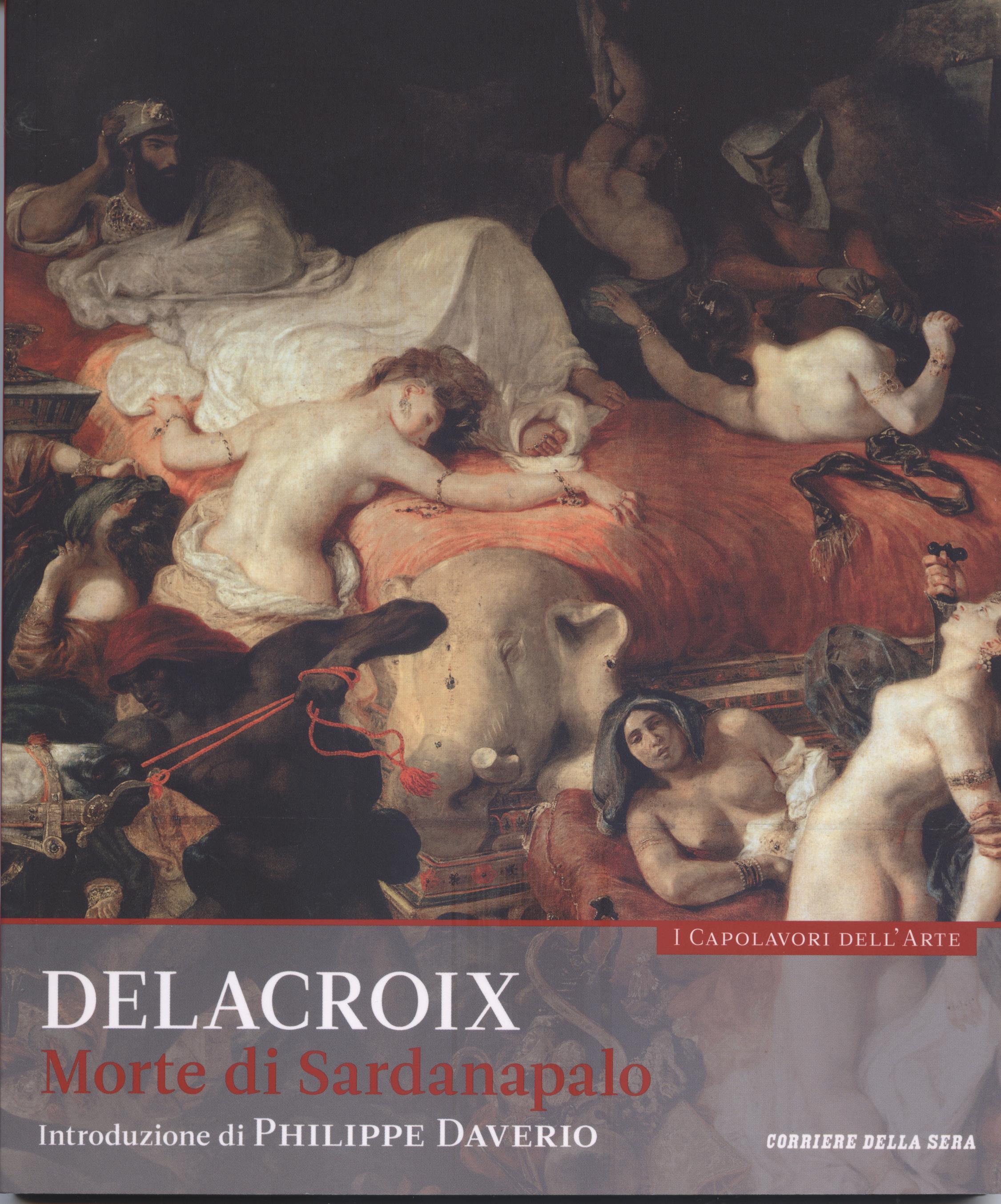 Delacroix - Mort...