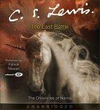 The Last Battle Adult CD