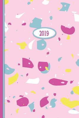 2019 Planner - Pink Retro