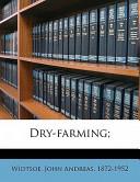 Dry-Farming;