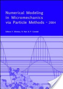 Numerical Modeling in Micromechanics via Particle Methods - 2004