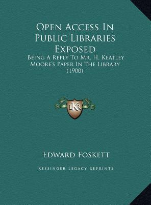 Open Access in Public Libraries Exposed