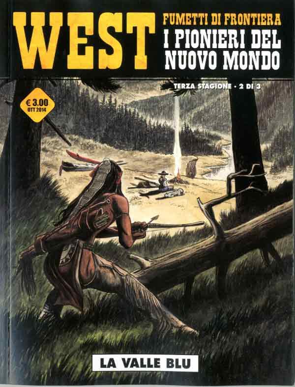 West - Fumetti di frontiera n. 16