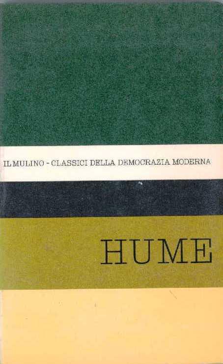 Antologia degli scritti politici di David Hume