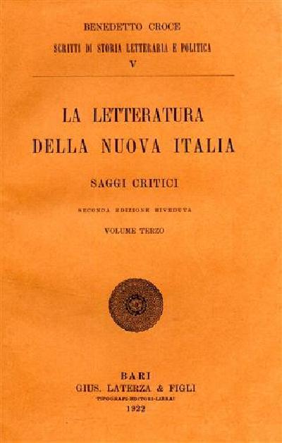 La letteratura della...