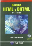 Domine HTML y DHTML