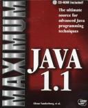 Maximum Java 1.1