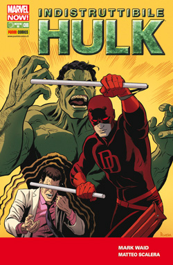 Hulk e i Difensori n. 21
